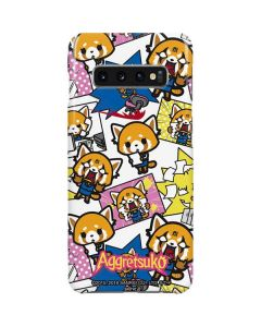 Aggretsuko Blast Galaxy S10 Plus Lite Case