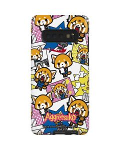 Aggretsuko Blast Galaxy S10 Plus Pro Case