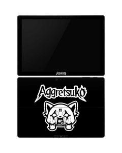 Aggretsuko Surface Pro 6 Skin