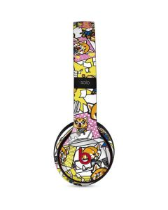 Aggretsuko Blast Beats Solo 3 Wireless Skin