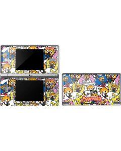 Aggretsuko Blast DS Lite Skin