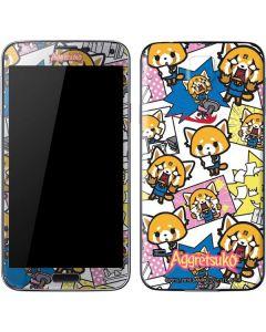 Aggretsuko Blast Galaxy S5 Skin