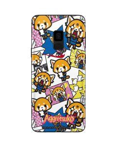 Aggretsuko Blast Galaxy S9 Skin