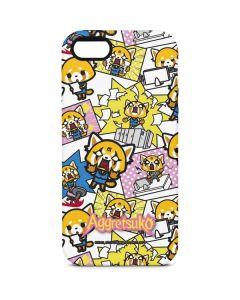 Aggretsuko Blast iPhone 5/5s/SE Pro Case