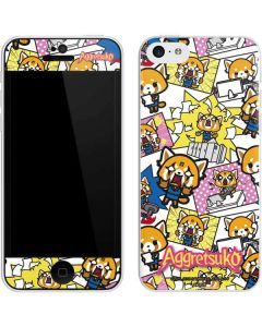 Aggretsuko Blast iPhone 5c Skin