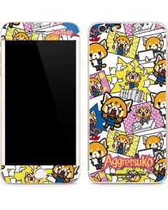 Aggretsuko Blast iPhone 6/6s Plus Skin