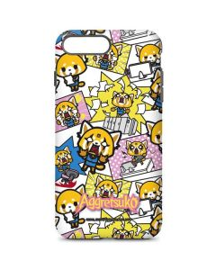 Aggretsuko Blast iPhone 7 Plus Pro Case