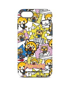 Aggretsuko Blast iPhone 7 Pro Case