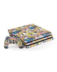 Aggretsuko Blast PS4 Pro Bundle Skin