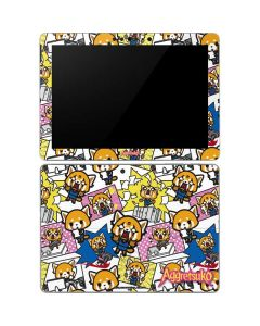 Aggretsuko Blast Surface Go Skin