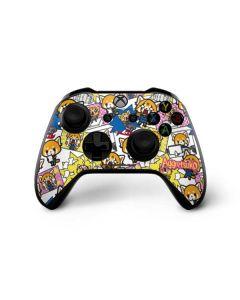 Aggretsuko Blast Xbox One X Controller Skin