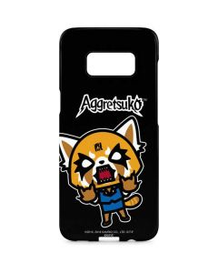 Aggretsuko Fed Up Galaxy S8 Plus Lite Case