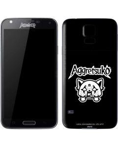 Aggretsuko Galaxy S5 Skin