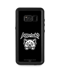 Aggretsuko Galaxy S8 Plus Waterproof Case