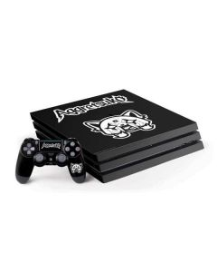 Aggretsuko PS4 Pro Bundle Skin