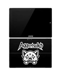 Aggretsuko Surface Pro 3 Skin