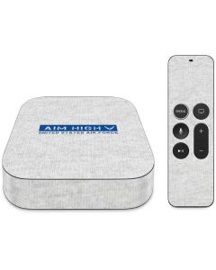 Aim High United States Air Force Apple TV Skin