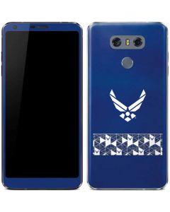Air Force Symbol LG G6 Skin
