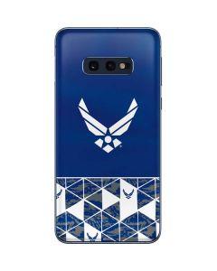 Air Force Symbol Galaxy S10e Skin