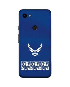 Air Force Symbol Google Pixel 3a Skin