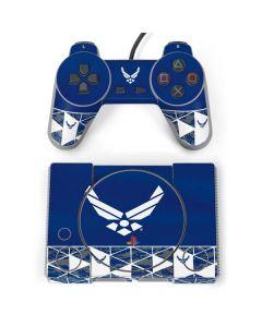 Air Force Symbol PlayStation Classic Bundle Skin