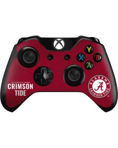 Alabama Crimson Pride Xbox One Controller Skin