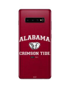 Alabama Crimson Tide Basketball Galaxy S10 Plus Skin