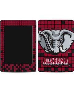 Alabama Crimson Tide Digi Amazon Kindle Skin
