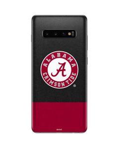 Alabama Crimson Tide Logo Galaxy S10 Plus Skin