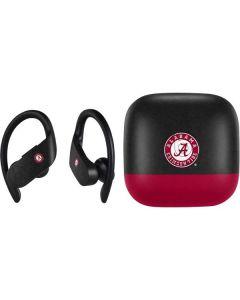 Alabama Crimson Tide Logo PowerBeats Pro Skin