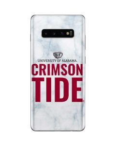 Alabama Crimson Tide Net Galaxy S10 Plus Skin