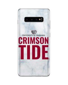 Alabama Crimson Tide Net Galaxy S10 Plus Skin