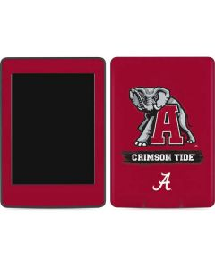 Alabama Crimson Tide Red Logo Amazon Kindle Skin