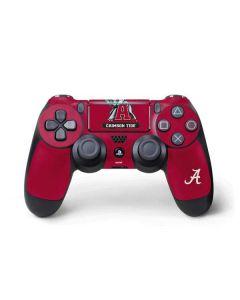 Alabama Crimson Tide Red Logo PS4 Pro/Slim Controller Skin