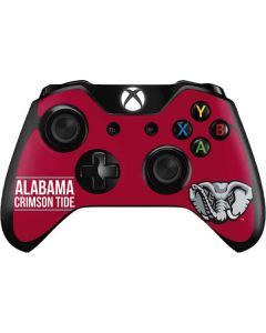 Alabama Crimson Tide Xbox One Controller Skin
