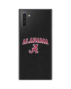 Alabama Logo Galaxy Note 10 Skin