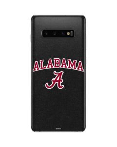 Alabama Logo Galaxy S10 Plus Skin