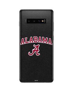 Alabama Logo Galaxy S10 Plus Skin