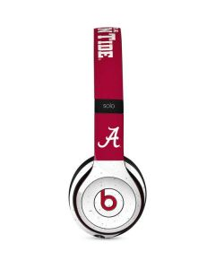 Alabama Logo Large Beats Solo 2 Wireless Skin