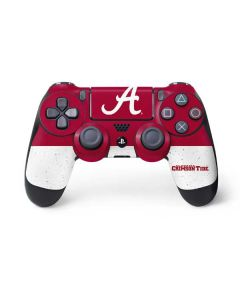 Alabama Logo Large PS4 Controller Skin