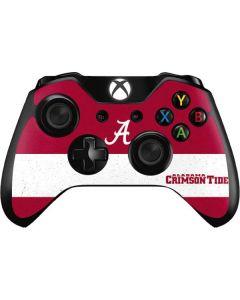 Alabama Logo Large Xbox One Controller Skin