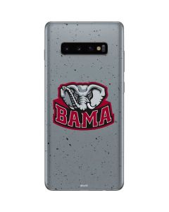 Alabama Mascot Grey Galaxy S10 Plus Skin