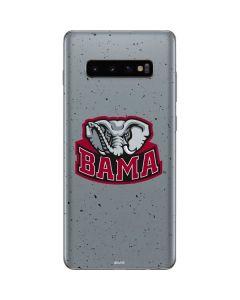 Alabama Mascot Grey Galaxy S10 Plus Skin