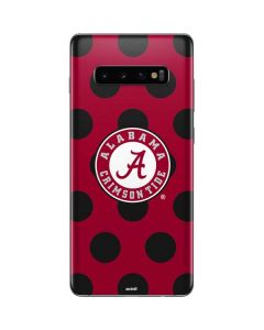 Alabama Polka Dot Galaxy S10 Plus Skin