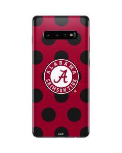 Alabama Polka Dot Galaxy S10 Plus Skin