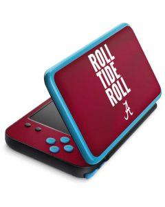 Alabama Roll Tide Roll 2DS XL (2017) Skin