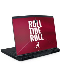 Alabama Roll Tide Roll Dell Alienware Skin