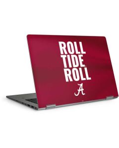 Alabama Roll Tide Roll HP Elitebook Skin
