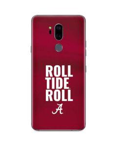 Alabama Roll Tide Roll G7 ThinQ Skin