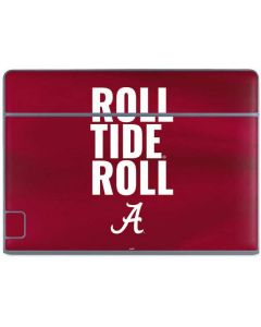 Alabama Roll Tide Roll Galaxy Book Keyboard Folio 10.6in Skin
